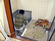 浴槽交換工事前