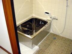 浴槽交換工事後