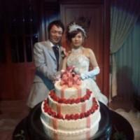 結婚式 1
