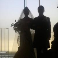 結婚式 2