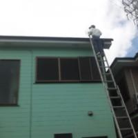 太陽光発電の屋根調査