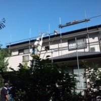 太陽光発電工事 1