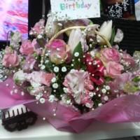 女房の誕生日