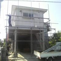 外壁塗装工事 1