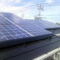 太陽光発電 3