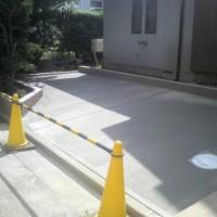 駐車場工事 2