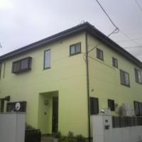 外壁塗装 2