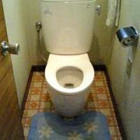トイレ工事 2