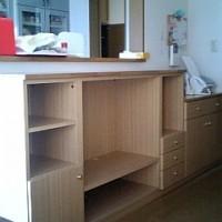 収納(家具)工事 1