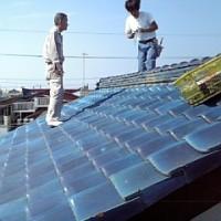 屋根修理 1