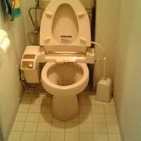 トイレ工事1