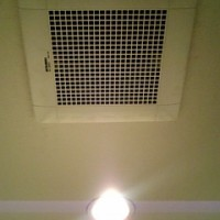 換気扇の交換工事