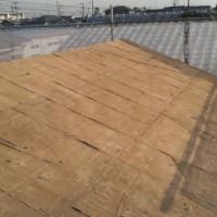 屋根工事 1