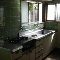 キッチン工事 1