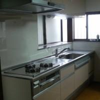 キッチン工事 2
