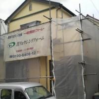 塗装工事 1