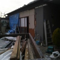 減築&塗装工事 2