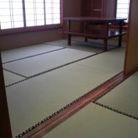 畳の表替え 2