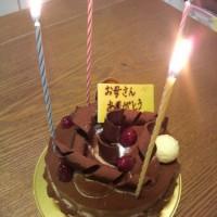 母の日のケーキ