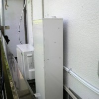床暖房の熱源器