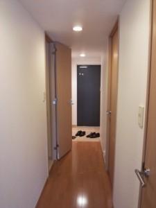 1013マンションクロス