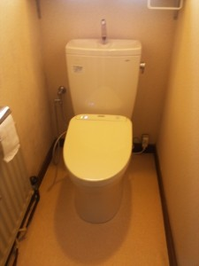北野トイレ