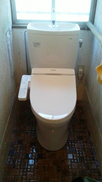 トイレ東中原
