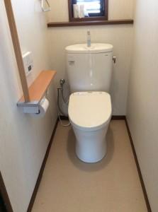 真壁トイレ