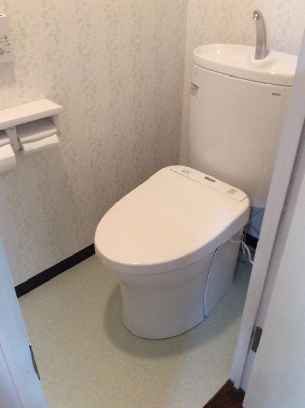 岡本トイレ