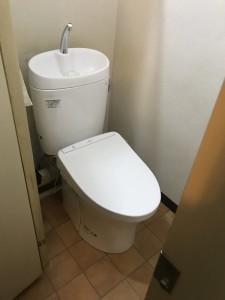 トイレ小板橋